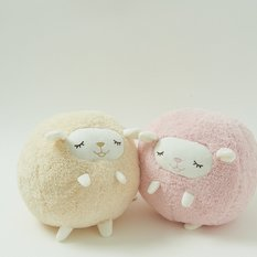 Korokoro Maple the Sheep Hug Pillow