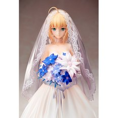 Saber 10th Anniversary 1/7 Scale Figure - Royal Dress Ver. | Fate/stay night