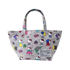 Hello Kitty x Fabrick x STEREO TENNIS Mini Tote Bag