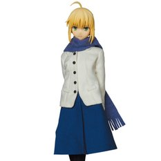 Real Action Heroes No. 711: Saber (Civilian Clothes Ver.) | Fate/Stay Night [Unlimited Blade Works]