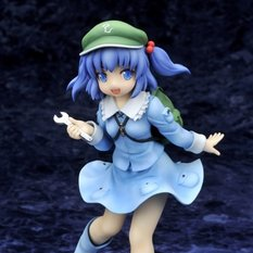 Aquatic Engineer Nitori Kawashiro 1/8th Scale Figure | Touhou Project
