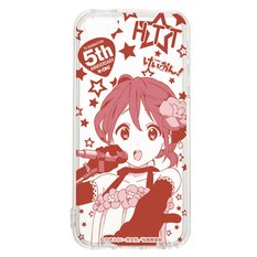 K-On! 5th Anniversary iPhone 5 & 5s Clear Cases/Yui Hirasawa [Pre-order]