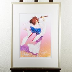 """Remnants of the Everyday"" Framed Limited Edition Primography Print Signed by Takashi Takeuchi"
