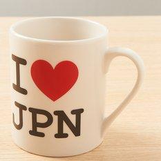 I Love Japan Mug