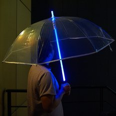 LED Glow & Blink Umbrellas