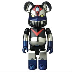 BE@RBRICK Chogokin 200% Great Mazinger
