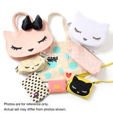 [TOM Exclusive Set] Osumashi Pooh-chan Takusan Lucky Bag