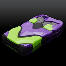 Evangelion Unit 01 iPhone 5/5s Cover