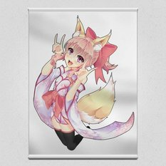 Fox Girl Rinz Tapestry