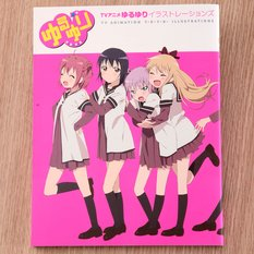 TV Animation YuruYuri Illustrations