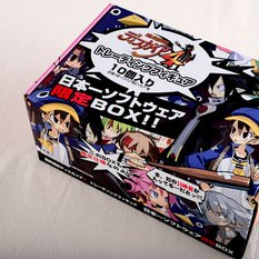 Disgaea 4 Trading Figures Limited Edition Box Set