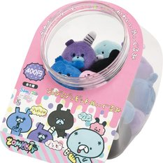 Zombbit Mini Plushies 20-Piece Set