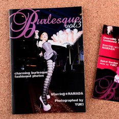 "Namada's Photo Book ""Burlesque Vol. 3"""