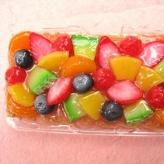 Nintendo 3DS XL Fruit Tart Case