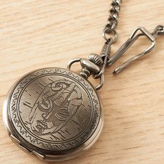 JoJo's Bizarre Adventure Pocket Watch (Jonathan)