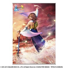 Final Fantasy X HD Remaster Yuna Wall Scroll