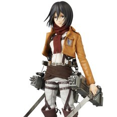 Real Action Heroes 648 - Mikasa Ackerman