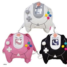Segakawaii×Galaxxxy Dreamcast Controller Backpack