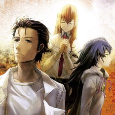 Steins;Gate Clear Poster - Altair at the Apoapsis of Infinity