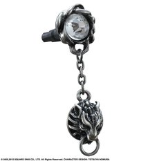 Final Fantasy VII: Advent Children Cloud Strife Earphone Jack Accessory