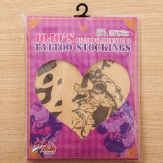 JoJo's Bizarre Adventure Tattoo Stockings