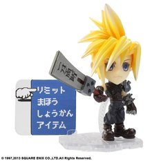 Final Fantasy Trading Arts Kai Mini No. 10 - Cloud Strife