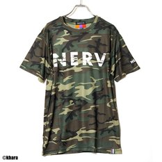 Radio Eva 273 NERV Work T-Shirt 2nd (Camo)