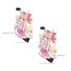Fox Girl Rinz Smartphone Case