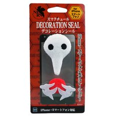 "Smartphone Couture Decoration Sticker: ""Rebuild of Evangelion"" Fourth Angel"