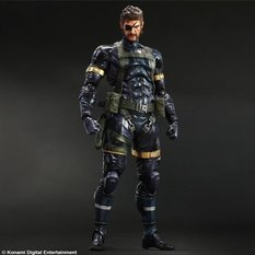 Metal Gear Solid V Play Arts Kai - Snake [Pre-order]