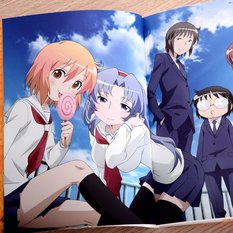 Kotoura-san Animation Fan Book