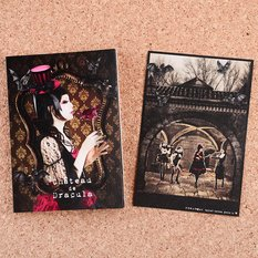 "Namada's Photo Book ""Chateau de Dracula"""