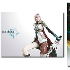 Final Fantasy XIII Poster Set