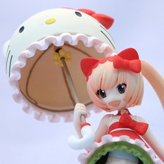 """Hello Kitty to Issho!"" Nekomura Iroha PVC Figure"