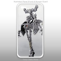"Iillustrated iPhone 5/5s Cover: ""Black Swan Robot"" by ishida val"