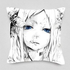 Paranoia [Purity]  Cushion Cover