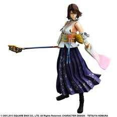 Final Fantasy X HD Remaster Play Arts Kai - Yuna