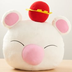 Final Fantasy Type-0 Mascot Cushion - Moogle