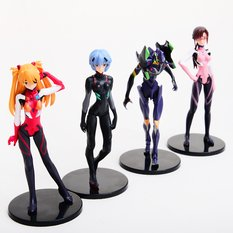 Capsule Q Fräulein - Rebuild of Evangelion Heroine Anthology 3: Q Plugsuit Edition (Part 1)