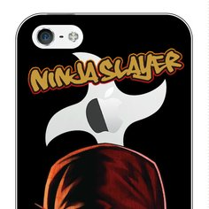 Ninja Slayer iPhone 5/5s Cover E