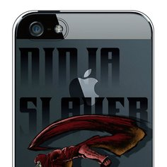 Ninja Slayer iPhone 5/5s Cover H