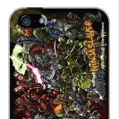 Ninja Slayer iPhone 5/5s Cover I