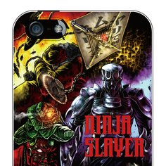 Ninja Slayer iPhone 5/5s Cover B