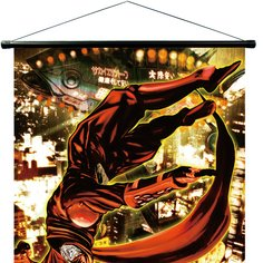 Ninja Slayer Comic Ver. B2 Tapestry