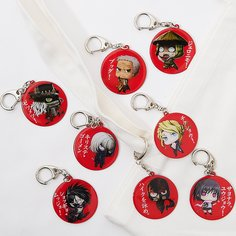Ninja Slayer Key Ring