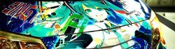 picture of Going Beyond Just Visuals, New Itasha Amaze with Sound (Part 1 of 2)