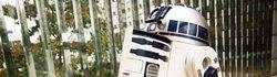 picture of Where's C-3PO?! R2-D2™ Moving Refrigerator on Display at Daikanyama Tsutaya