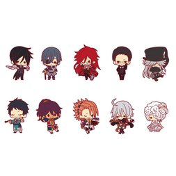 Black Butler: Book of Circus Rubber Strap Collection Renewal Ver.