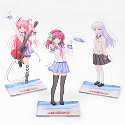 Angel Beats! 1st Beat Acrylic Character Stands