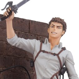 mensHdge Technical Statue No. 31: Attack on Titan Jean Kirstein Survey Corps Ver.